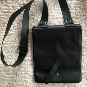 HYPE Brand Black Leather Bag